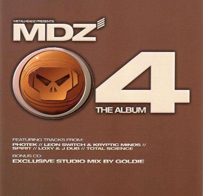 mdz04cover 25 Essential Metalheadz Tracks