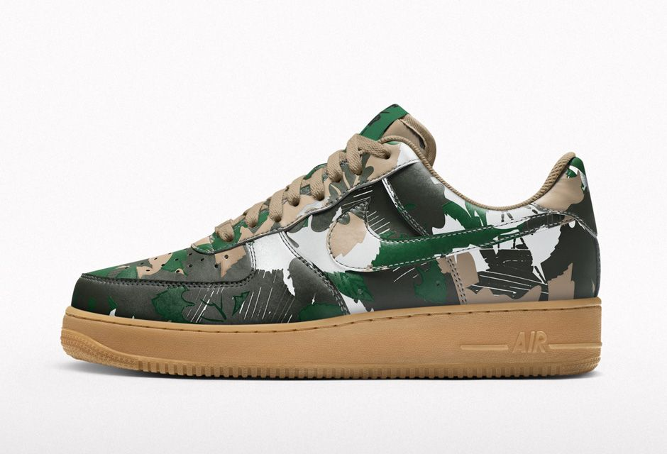 Air Force 1 Low Reflective Woodland Camo | NetComm Wireless