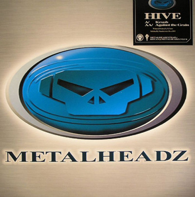 hive krush sleeve 25 Essential Metalheadz Tracks