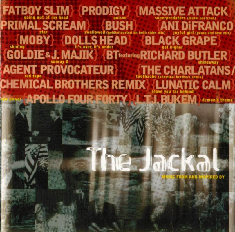 the jackal soundtrack The 10 Best EDM Fueled Movie Soundtracks