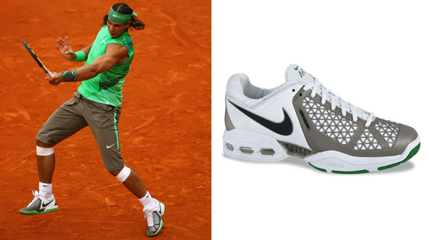 The Complete Sneaker History of Rafael Nadal at the French ...