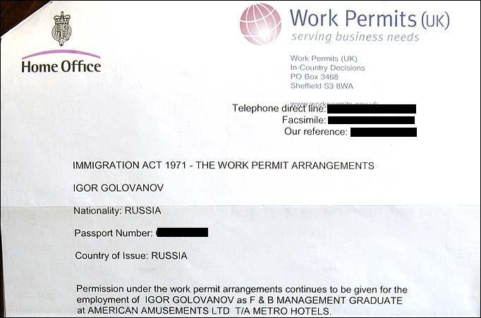 work visa russia igor 10 Ways the United States Failed Dubstep