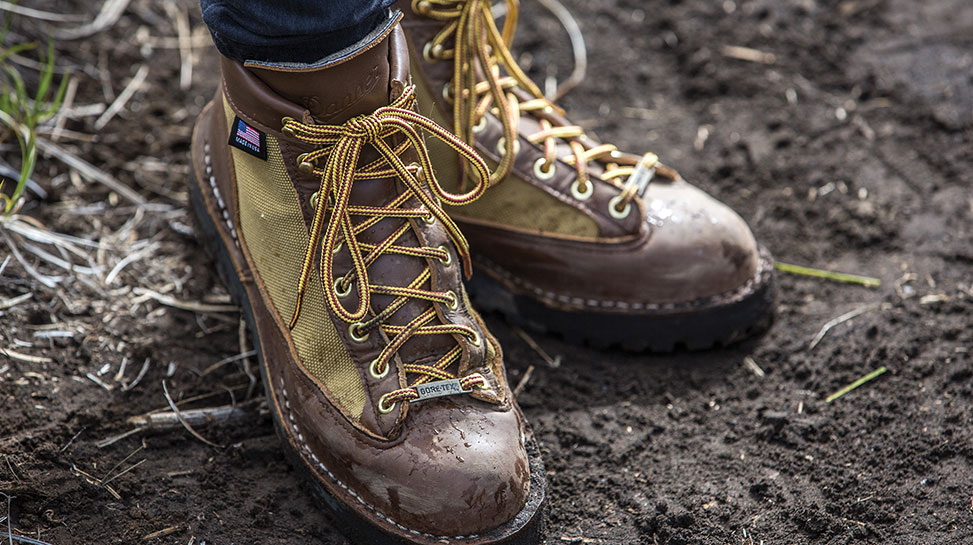 Danner Fall Winter 2014 Stumptown Collection Complex