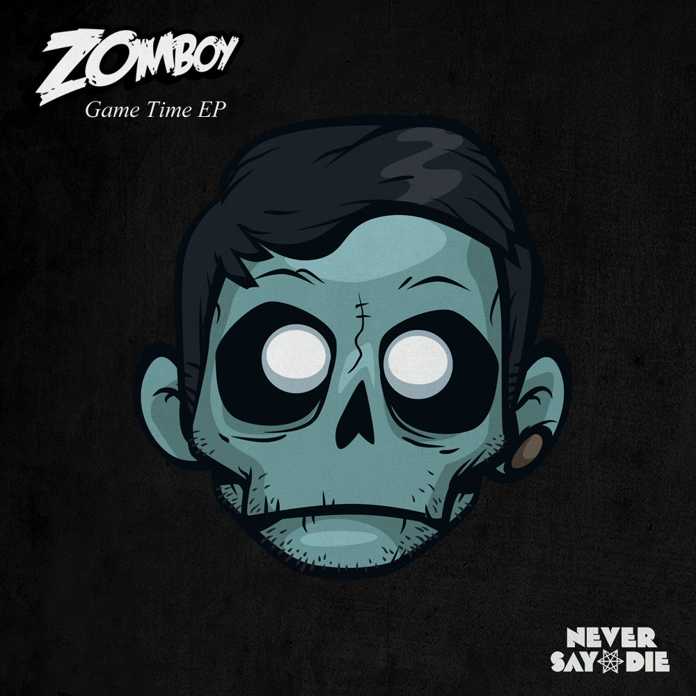 zomboy game time ep cover Interview: Zomboy Speaks on Dubstep, Pre Planned Sets, and the Art of Making an Album
