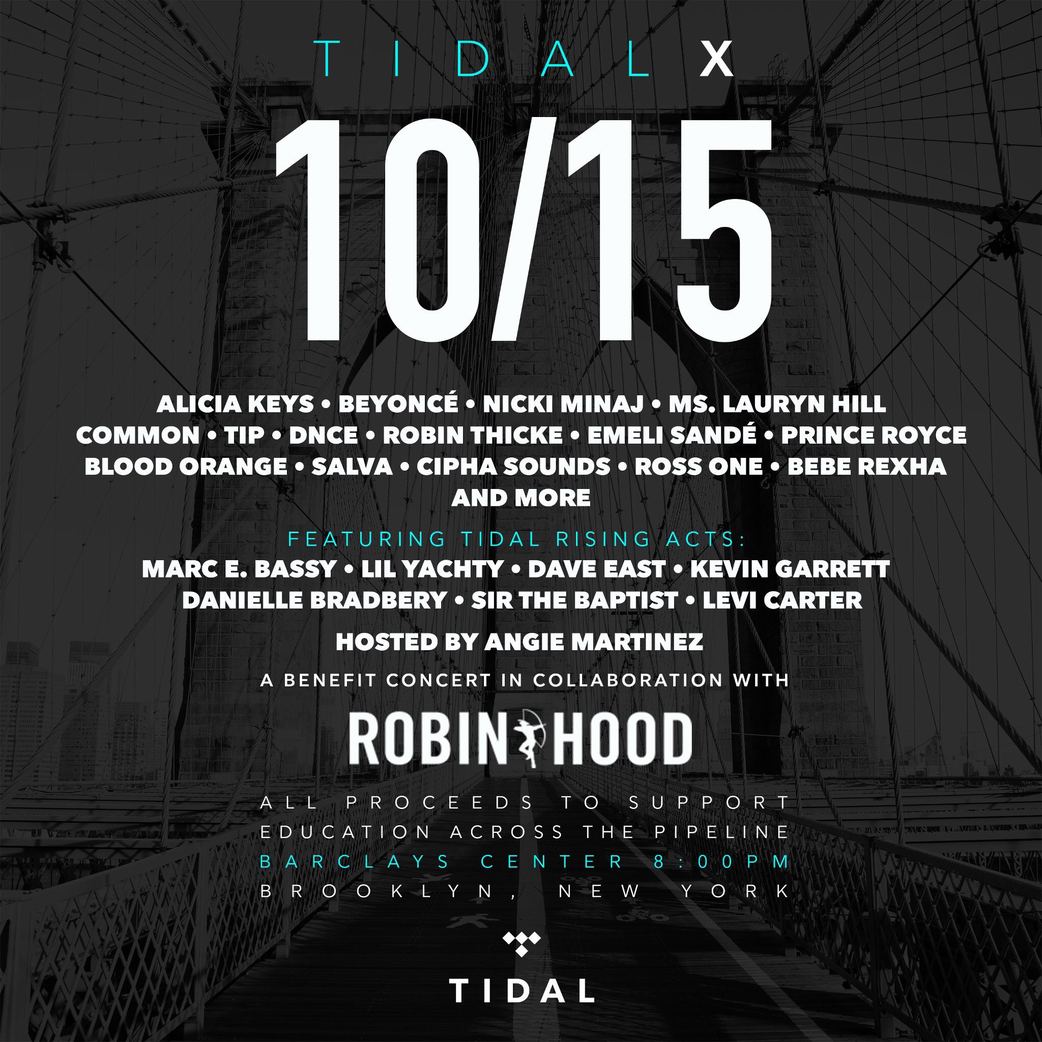 Jay Z's Tidal is Donating 1.5 Million to Black Lives Matter, Trayvon Martin Foundation news