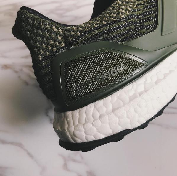 army green ultra boost