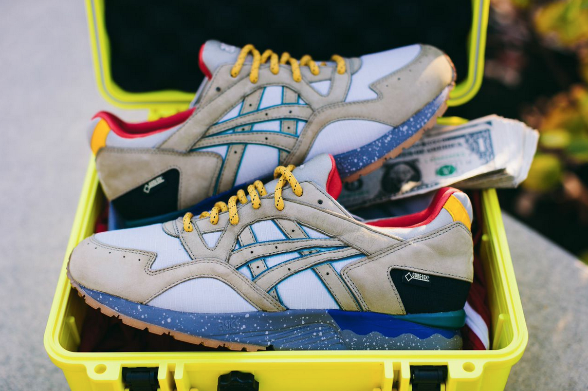 0a422eefe46 Bodega Left Its ASICS Gel Lyte Vs Around Boston and We Got an ...