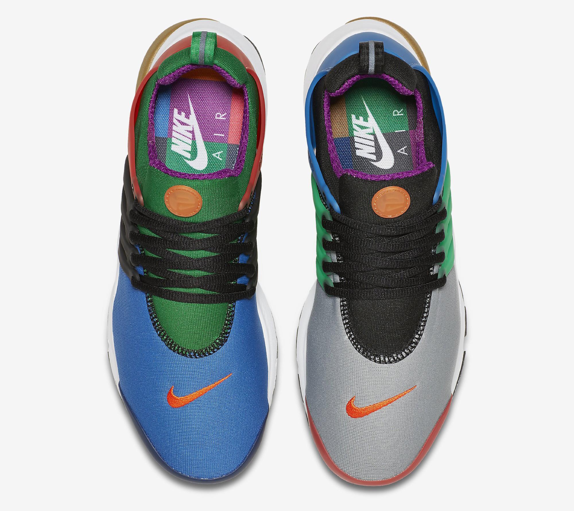 Nike Air Presto Greedy 886043-400