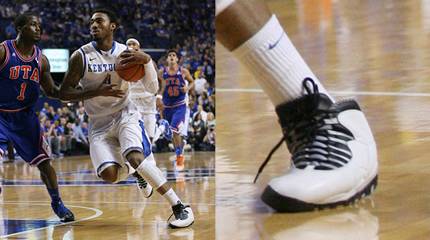 Marcus Smart Shoes | www.imgkid.com - The Image Kid Has It!