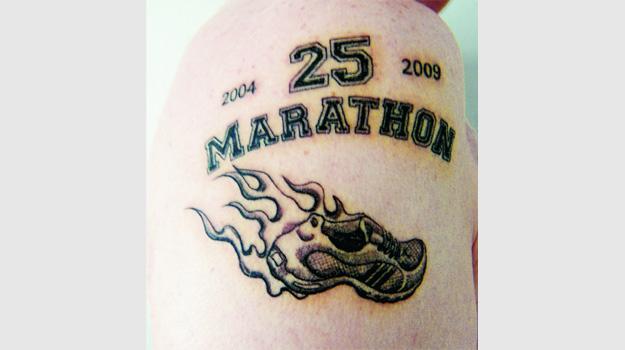 25 Marathon
