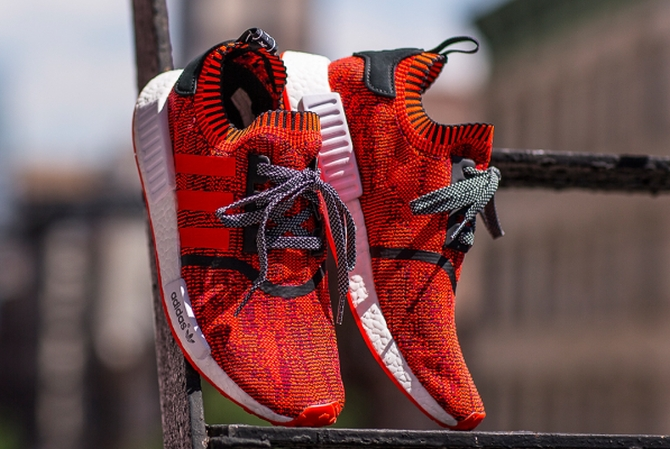 Adidas NMD Red Apple 2.0 Release Date CQ1865   Sole Collector