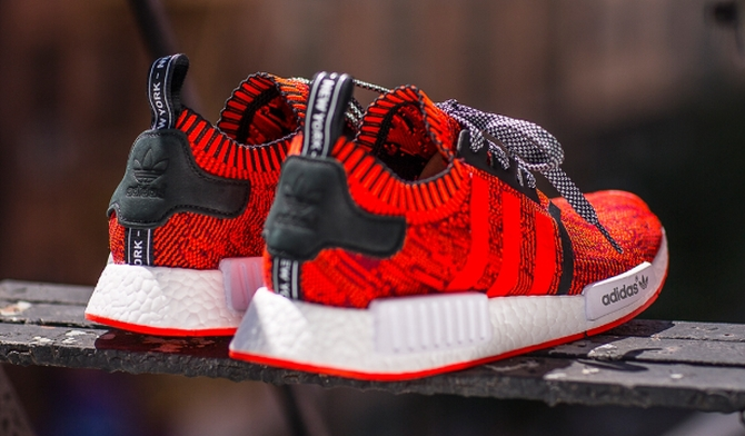 Adidas NMD Red Apple 2.0 Release Date CQ1865 | Sole Collector