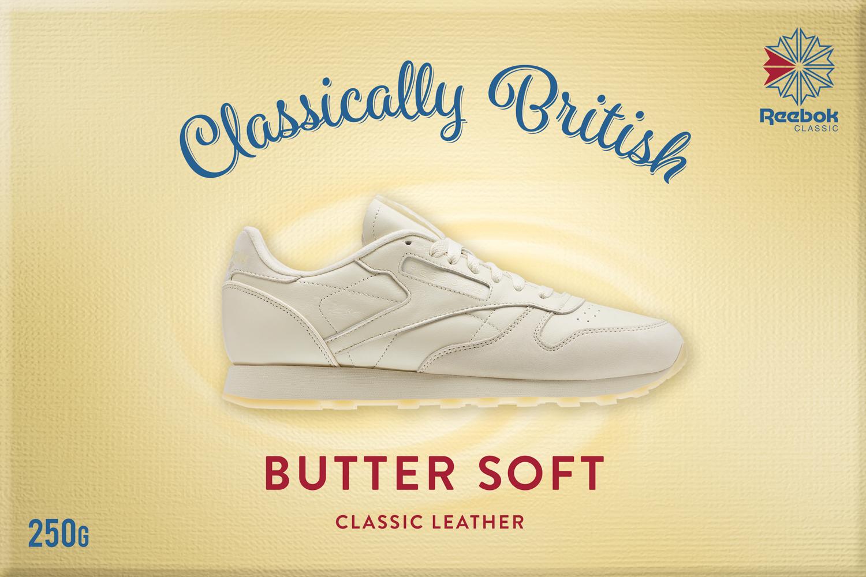 Reebok Classics Butter Soft Pack   Sole
