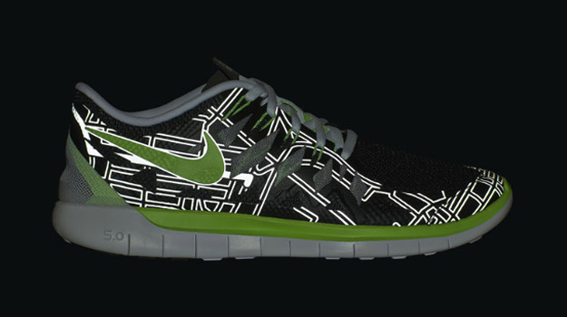 Nike Free 50 Boston 2014 Mens Running Shoe Nike Debuts the Stronger Every Run Collection