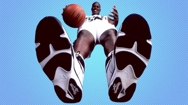 shaq2 The 50 Most Influential Sneaker Sponsorships in Sports History