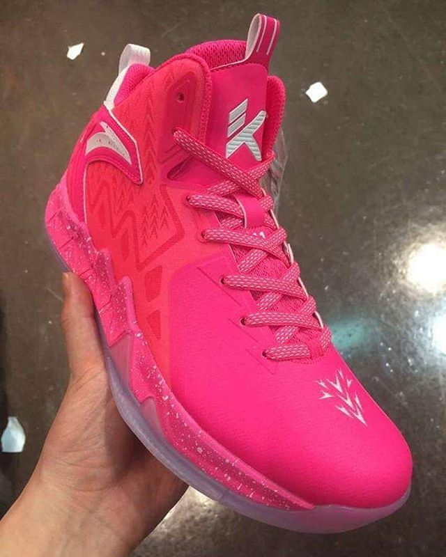 Anta Klay Thompson KT2 Preview Breast Cancer