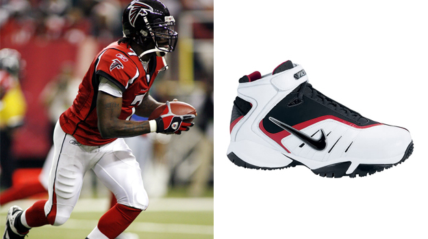 today in nfl sneaker history michael vick reaches 1k