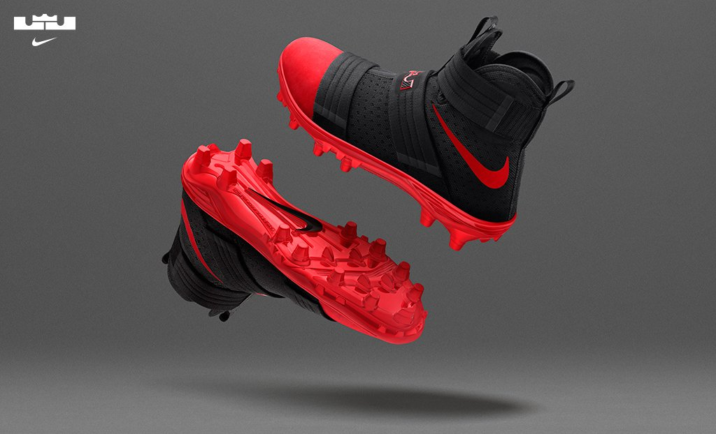 lebron james cleats for sale