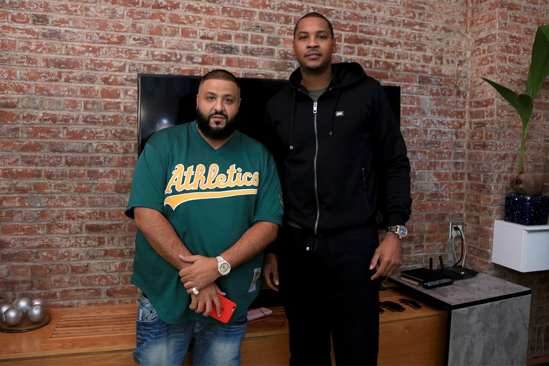 Carmelo Anthony Talks Bodega Trips, Lil Yachty, and Players Passing Michael Jordan news