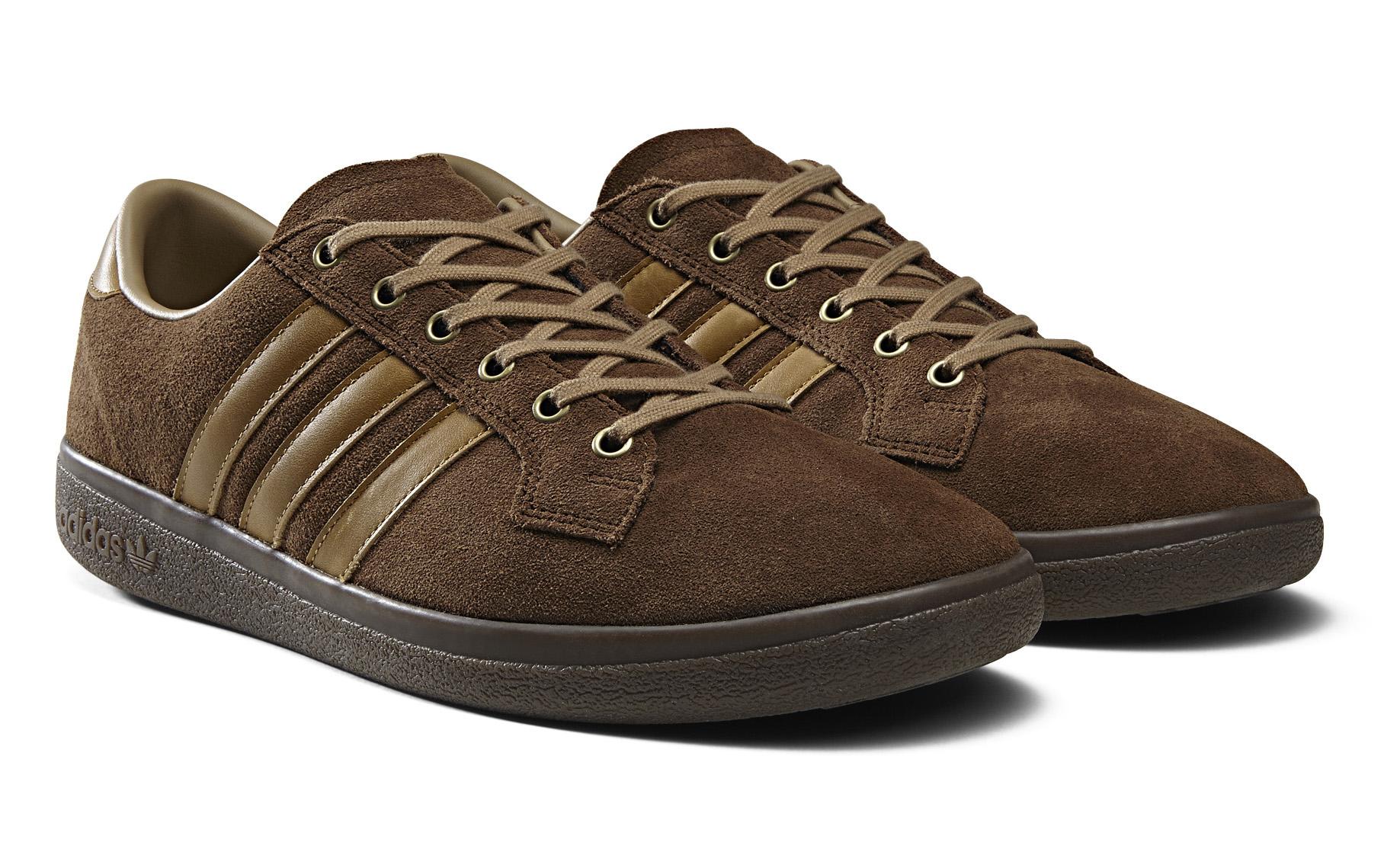 Adidas Spezial Bulhill Brown