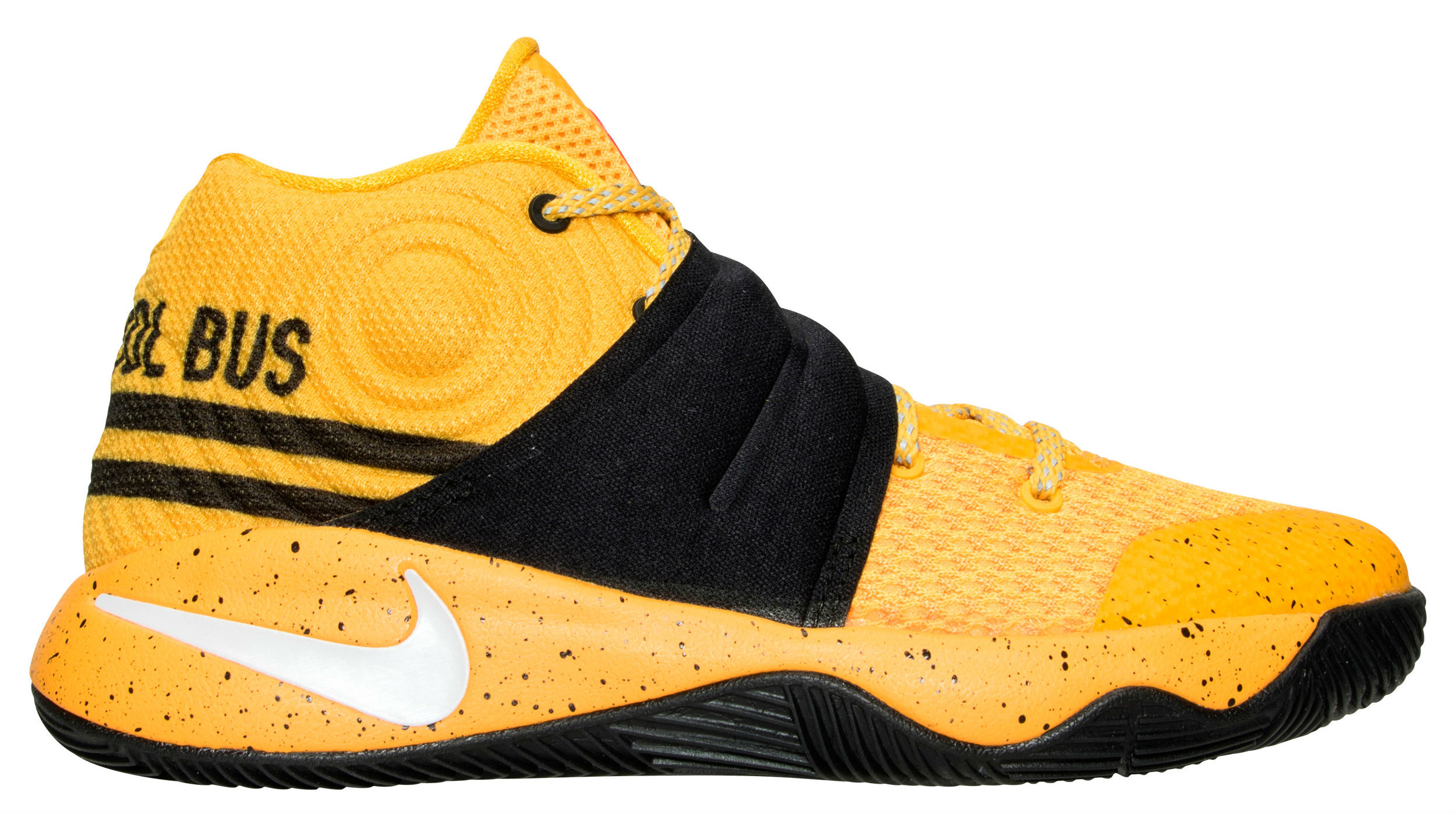 24c76abbe46 Nike Kyrie 2 School Bus | Sole Collector