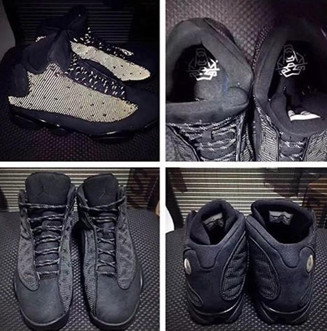 Jordan 13 Black Cat 414571-011