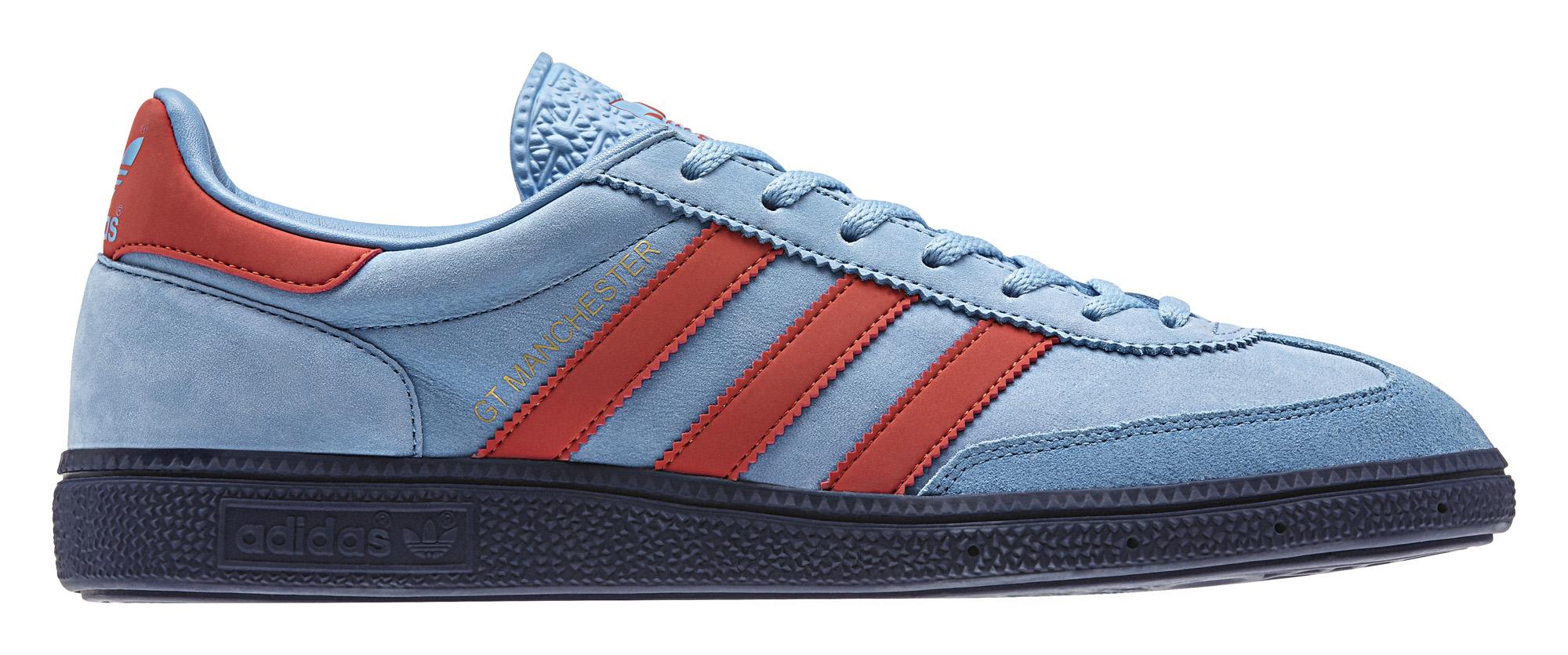Adidas Spezial Manchester Profile