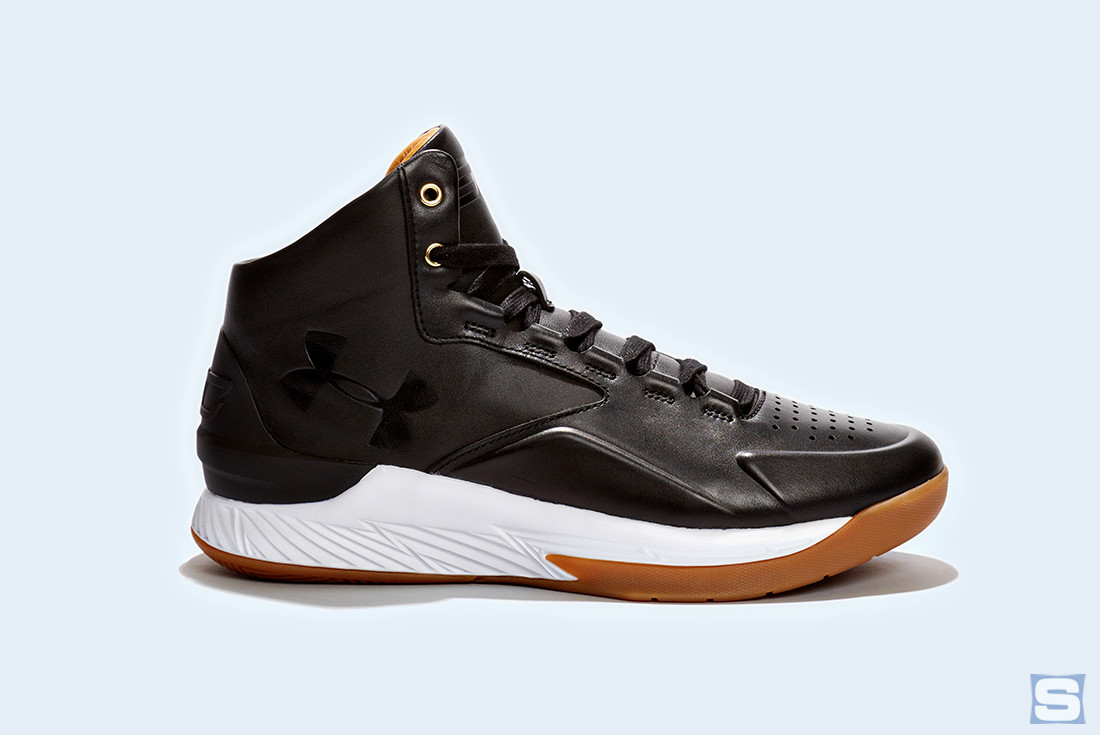 Under Armour Curry Lux Black Gum