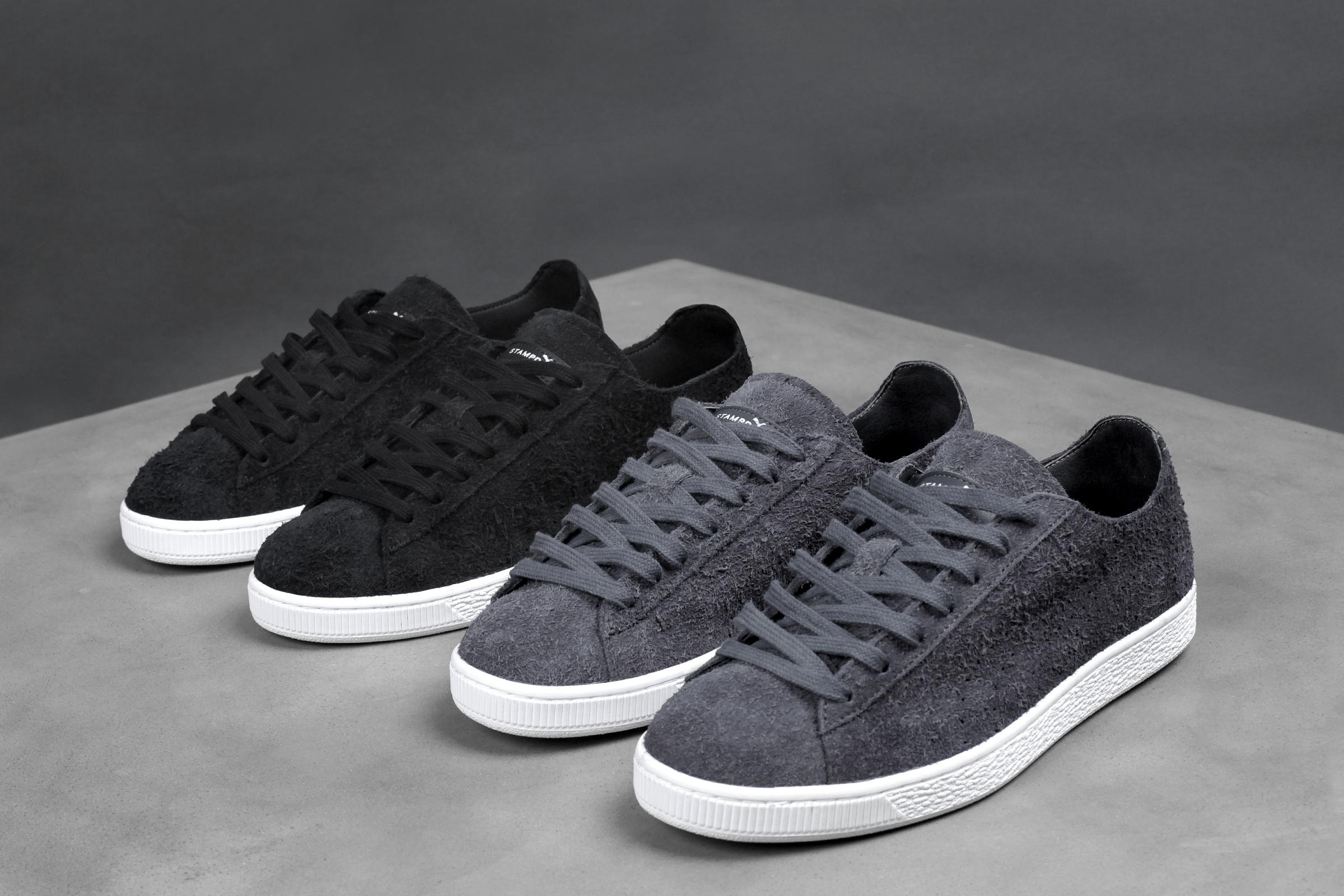 Leder Sonderangebot PUMA PUMA States x Stampd Leder Sneaker
