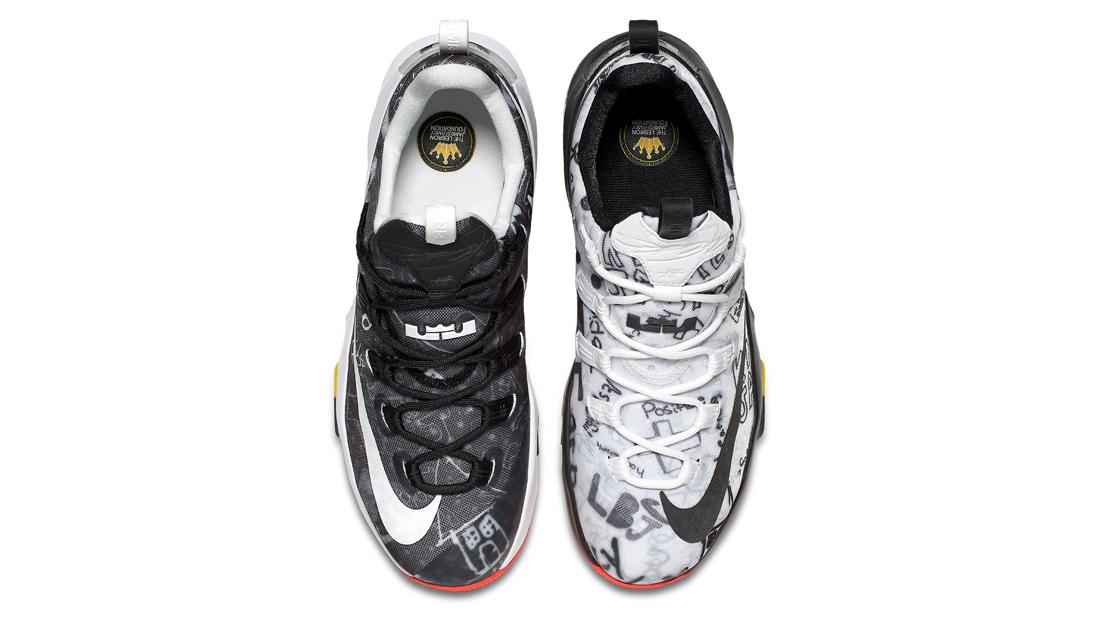 Nike LeBron 13 Low QS Limited LeBron