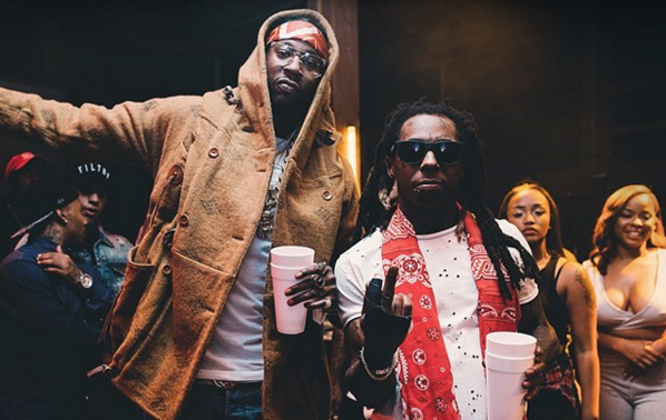 "Watch 2 Chainz and Lil Waynes Video for ""Bounce"" news"