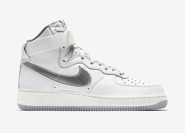 air force 1 high all white