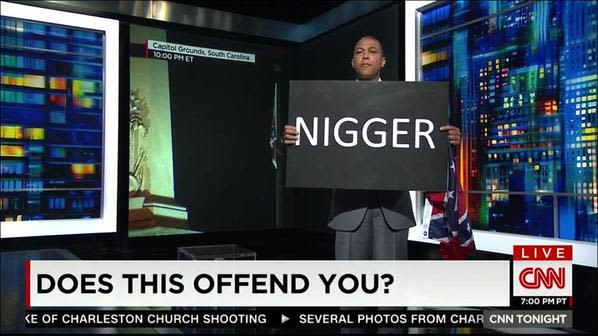 The Internet Has Turned Don Lemon's N-Word Sign Into a ...