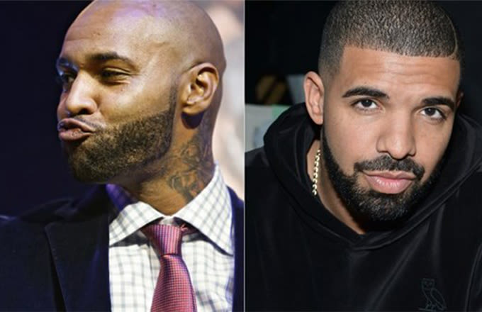 """Joe Budden Comes at Drake on His New Track """"Making A Murderer (Part 1)"""""""