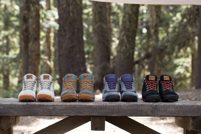 Danner's Latest Footwear Collection Will Make You Wish Boot Season Was Already Here