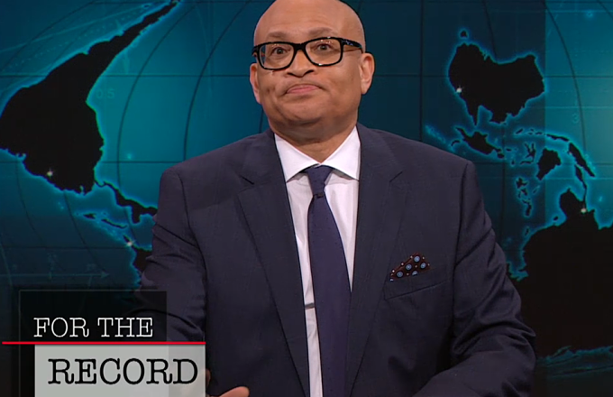 Larry Wilmore Explains The Confederate Flag's Nazi Affiliation
