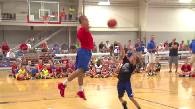Watch Former Ohio State Point Guard Aaron Craft Block Some ...