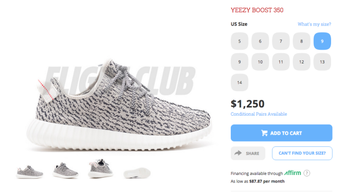 Flight Club Is Allowing You to Finance Your Sneaker Purchases