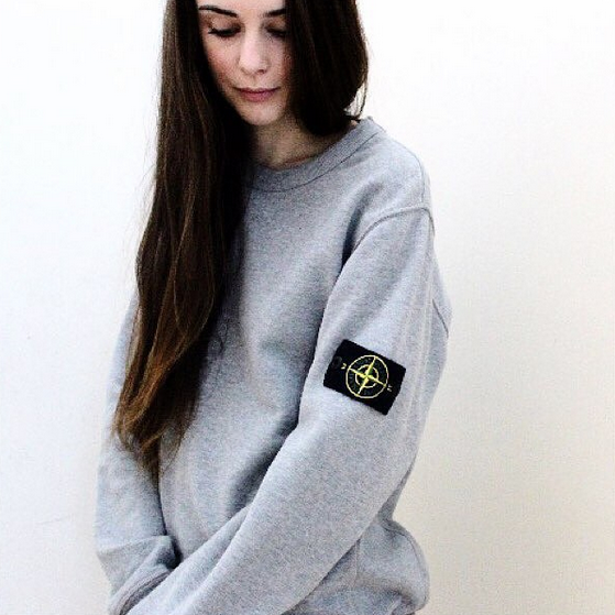 This Instagram Page Is Dedicated Entirely to Babes Who Rock Stone Island