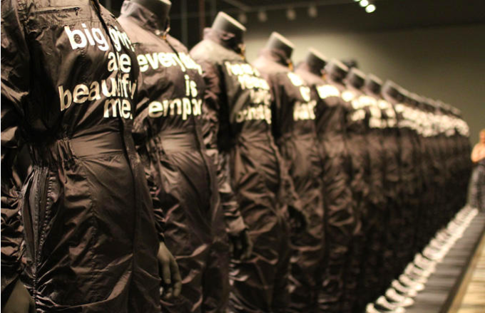 Andre 3000's 47 Jumpsuits Became Works of Art in His Museum Exhibition, 'i feel ya'
