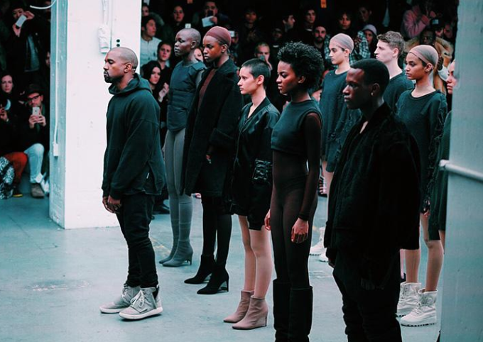 Could Kanye West's New Yeezy Collection Be Debuted Next Month?