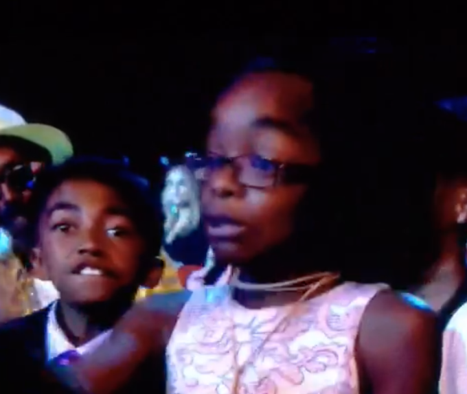 Black ish Star Marsai Martin Talked to Us About Dancing to Bryson Tiller at the BET Awards news