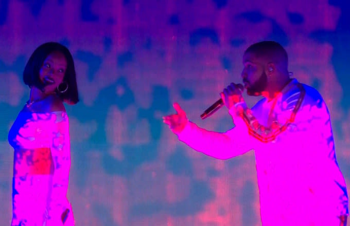 Drake and Rihanna Are Reportedly Dating Again