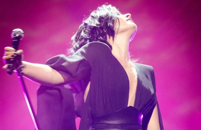 See Demi Lovato's Moving Speech on Mental Illness at DNC news