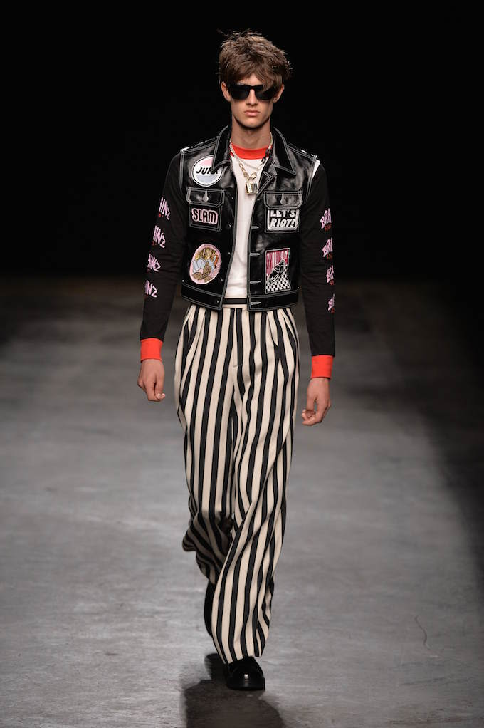 Topman Design Kicks off London Collections: Men With