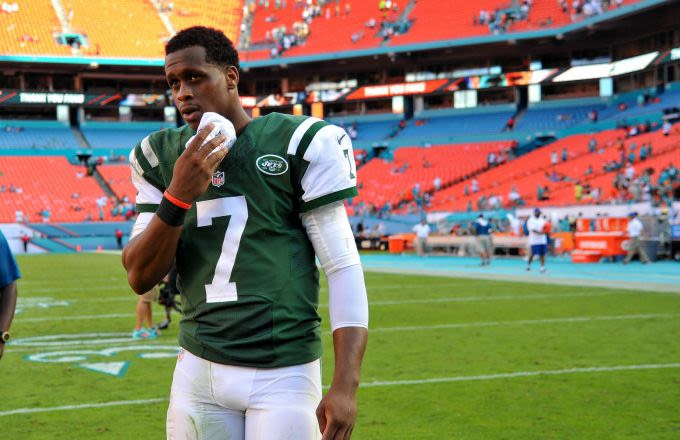 Bart Scott: Geno Smith Should Have Hit the ATM in the Players' Lounge to Avoid Being Punched in the Face
