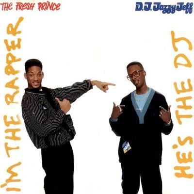 Hes DJ Im Rapper