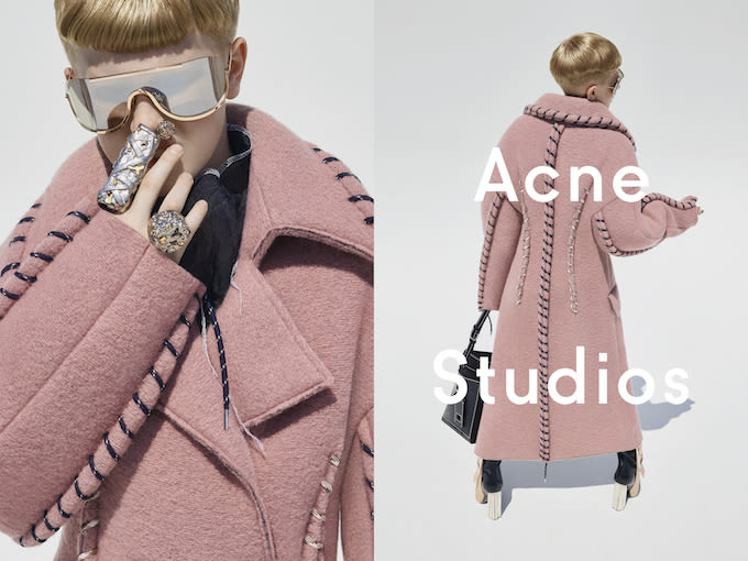Acne Studio's Founder's 11-Year-Old Son Stars in Gender Bending New Campaign