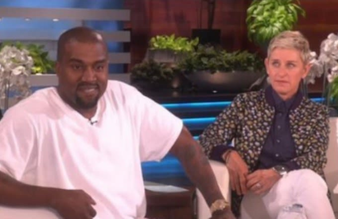 Kanye West: 'I'm Sorry Daytime Television. I'm Sorry for the Realness' news