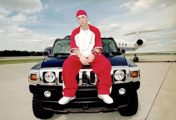 Eminem - Old School Photos of Rappers and Cars   Complex